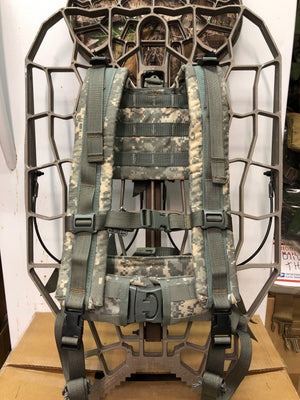 THE HANG & BANG TREESTAND HARNESS