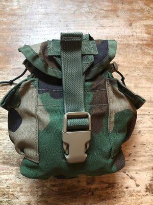 Military MOLLE II Canteen/General Purpose Pouch