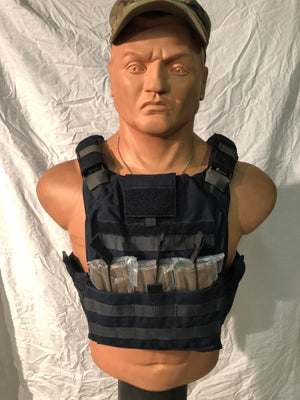 """NEW"" T3 Geronimo Plate Carrier MEDIUM WITH Quad Release System ""SEALS"""