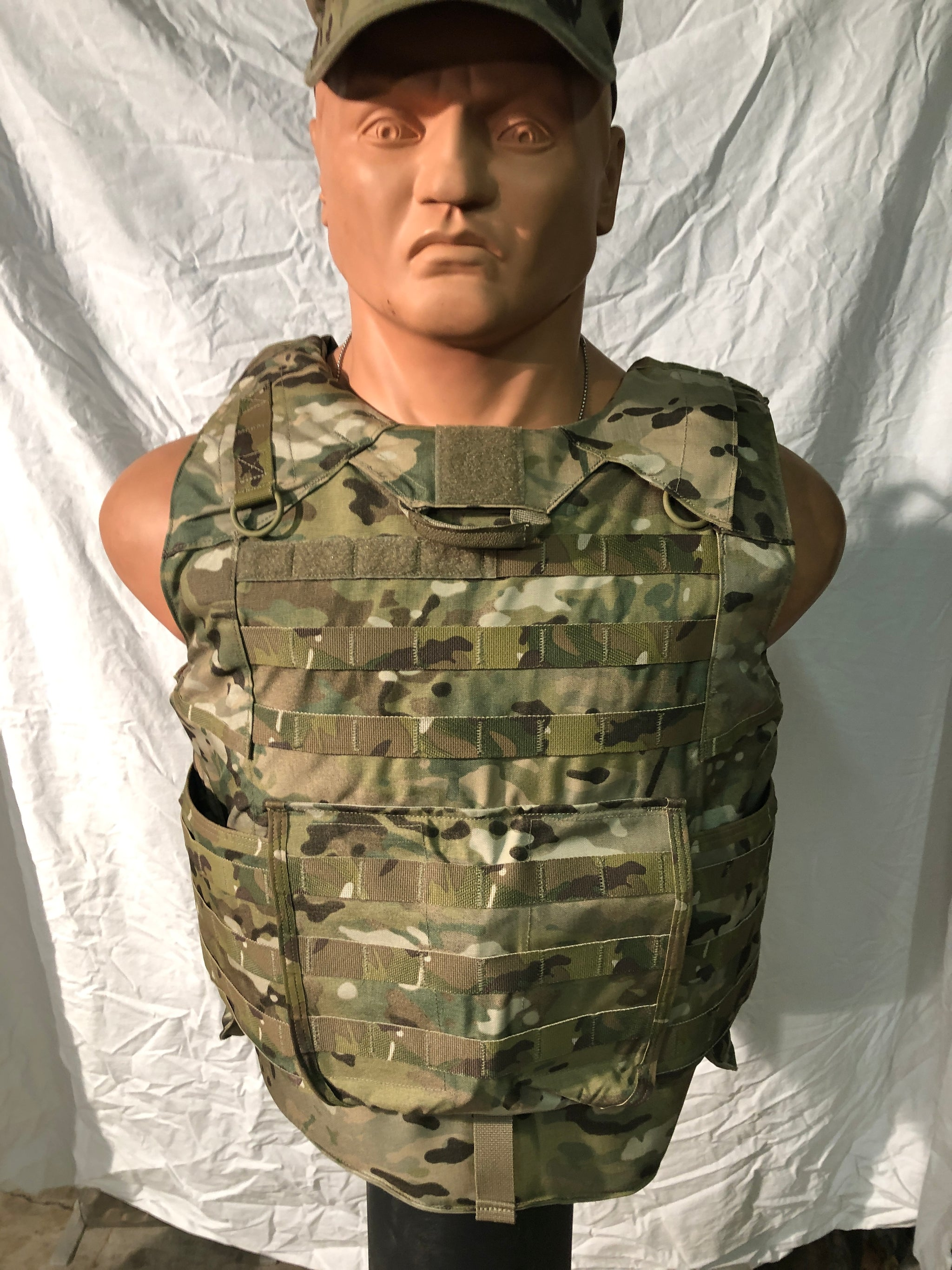 Gen 2 Iotv Multicam Plate Carriers W 3a Soft Armor Included Large Inv Locknwalkharness