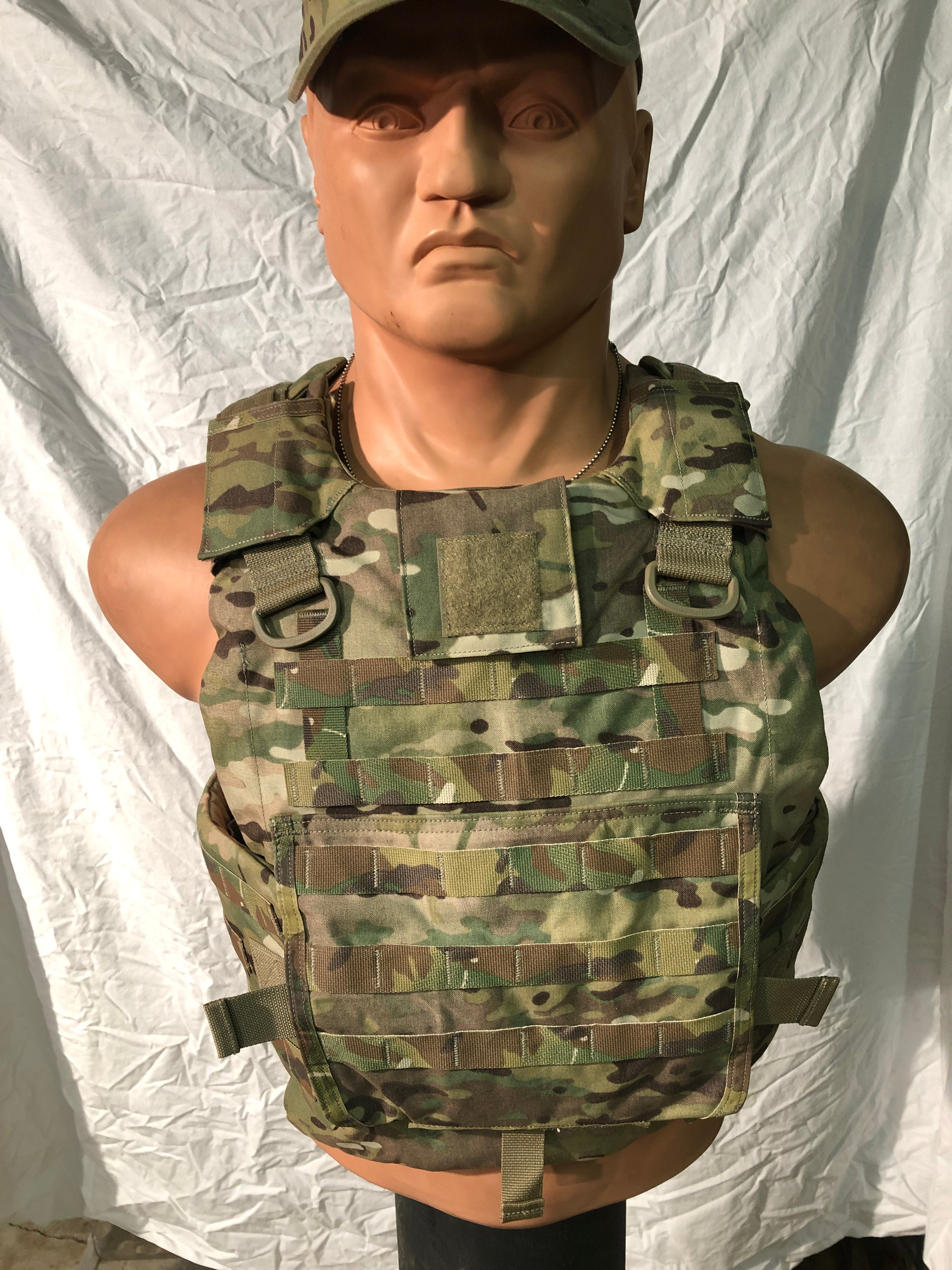 New Gen 4 Iotv Multicam Plate Carrier W 3a Soft Armor Included Locknwalkharness