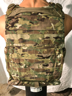 """NEW"" GEN 4 IOTV MULTICAM PLATE CARRIER W/3A SOFT ARMOR INCLUDED"