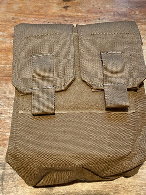 Eagle Industries FSBE Coyote SAW Ammo Pouch with Detachable Top Dump dtd 2011