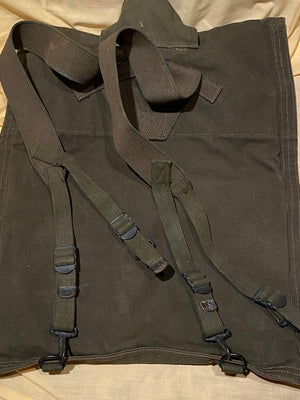 Original VIETNAM US Army Canvas 1951 Drinking Water Carry BackPack Bag 5 Gallon