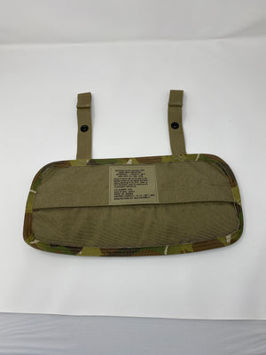MultiCam IOTV Lower Back/Kidney Protector W/3A Soft Armor Included