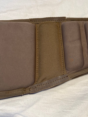 COMPLETE USED USMC FILBE WAIST BELT FULLY REPAIRED