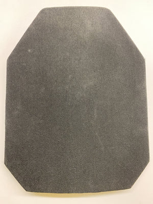 "HIGHCOM LEVEL IV STAND ALONE 10X12 CERAMIC BALLISTIC PLATE ""USA"""