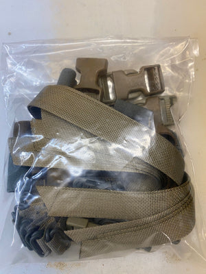 "HORIZONTAL BAR PLATFORM HARNESS "" DETACH KIT SPARES"""
