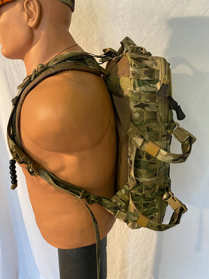 MULTICAM CTOMS 2NDLINE MAIN PACK WITH MYSTERY RANCH POUCHES & FULLY STOCKED