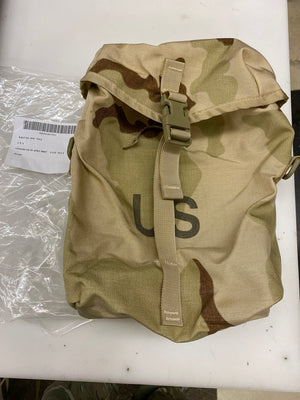 "MOLLE SUSTAINMENT UITILITY POUCH,"" CONDITION: NEW"""