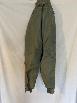 Vintage 60s Type F-1B Trouser Pants 34 USAF Flying Military Skyline Green