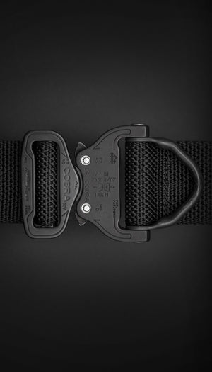 RIGGERS BELT- 2″ D-Ring COBRA® Pro Style BUCKLE