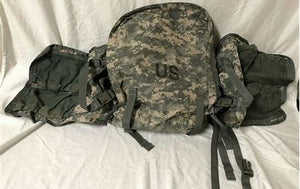 """NEW"" USGI MOLLE II Modular Lightweight Load Carrying Equipment ACU Medic Bag"