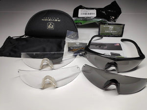 Revision  US MILITARY SAWFLY tactical glasses EYEWEAR SYSTEM APEL