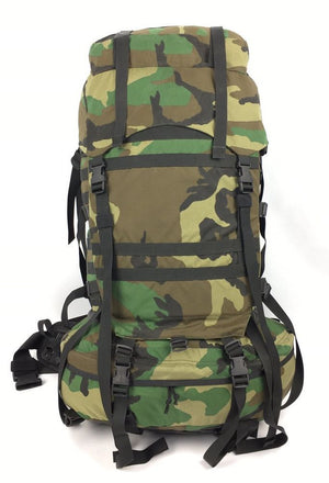 "Gregory SPEAR Backpack Subsystem UM21 Rucksack-""Woodland"" ""NEW"""