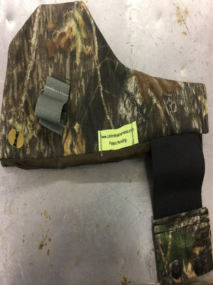 Hide & Slide Flintlock Cover