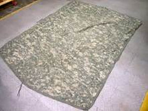 New Wet Weather Poncho Liner ACU Digital