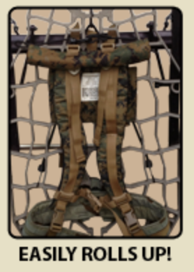 TREESTAND HARNESS JACKET
