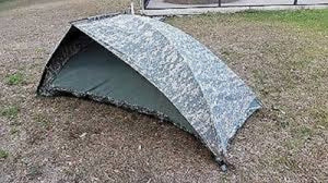 "USGI Military ICS Improved Combat Shelter ACU 1 Person Tent ""NEW WITH TAGS"""