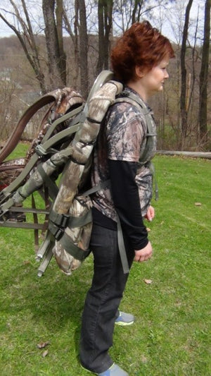 The Pathfinder Treestand Harness