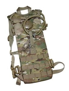 NEW MULTICAM MOLLER II HYDRATION SYSTEM CARRIER W/BLADDER