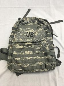 NEW ACU MOLLE Rucksack w/ Frame, Medium