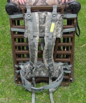 Trailblazer Treestand Harness