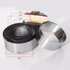 Image of 6Pcs/Set Stainless Steel Cake Mold