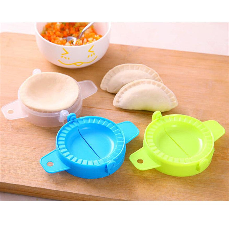 Easy DIY Dumpling Mold