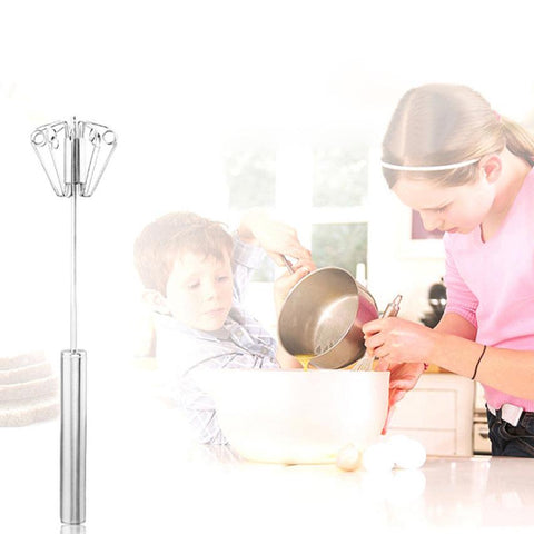 Stainless Steel Hand Blender