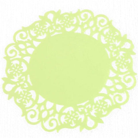 Lace Flower Silicone Mats