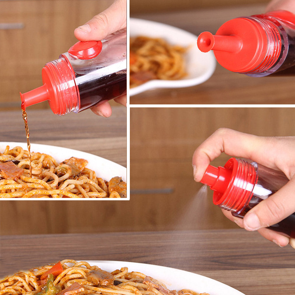 2 in 1  Oil Sprayer Dispenser