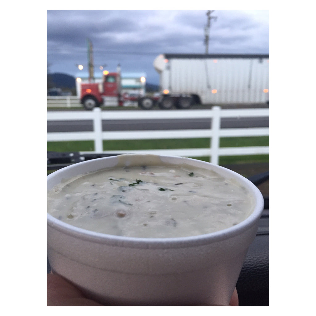 Pacific Coast Clam Chowder Chow-Down!