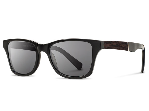 Black Canby Shwood sunglasses Promised Land LA