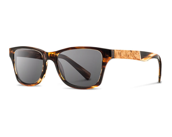 tortoise Canby Shwood sunglasses Promised Land LA