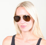Shuron Macarthur sunglasses Promised Land L.A.