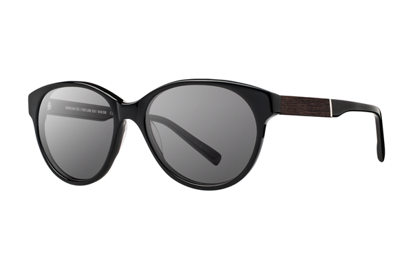 Black Madison Shwood sunglasses Promised Land LA