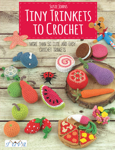 Tiny Trinket To Crochet | Paperback