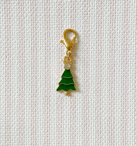 Christmas Tree Green / Stitch Marker