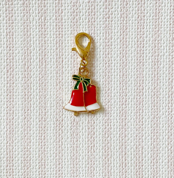 Christmas Bell / Stitch Marker