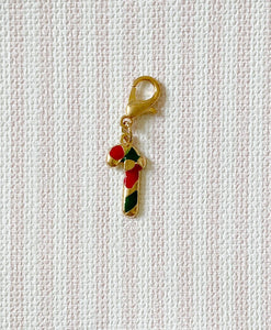 Christmas Candy Cane / Stitch Marker