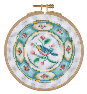 ACS04 Cross Stitch Kit - 12.5cm