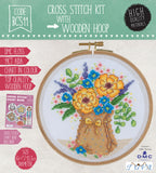 BCS11 Cross Stitch Kit - 15.5cm