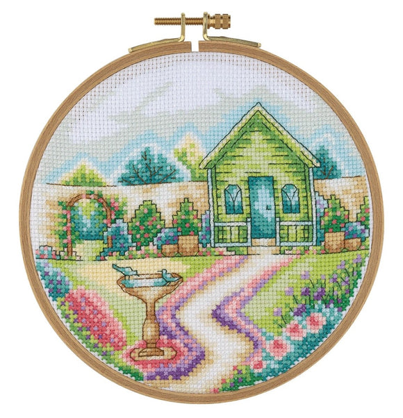 BCS03 Cross Stitch Kit - 15.5cm