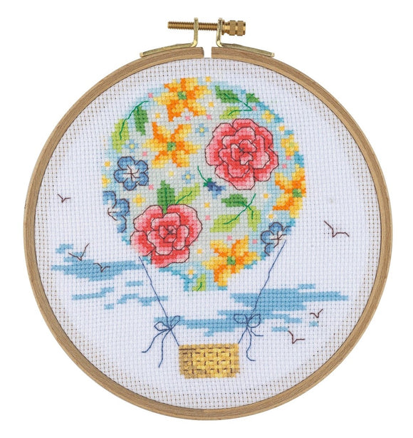 BCS08 Cross Stitch Kit - 15.5cm