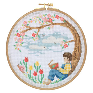 CCS06 Cross Stitch Kit - 18.5cm