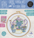 CCS07 Cross Stitch Kit - 18.5cm