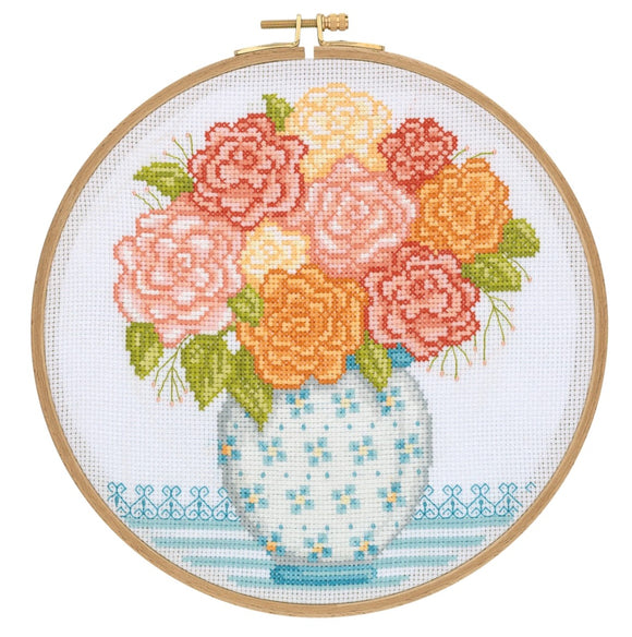 DCS04 Cross Stitch Kit - 21.5cm