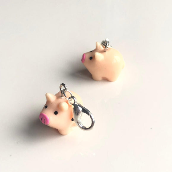 Pig Progress Keeper / Stitch Marker