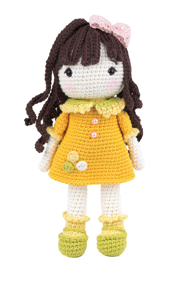 Crochet Amigurumi Kit - Little April
